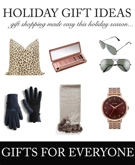 holiday gifts for everyone cc and mike lifestyle and design blog