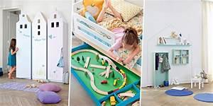 Diy Rangement Chambre : diy rangements chambre d enfant marie claire ~ Preciouscoupons.com Idées de Décoration