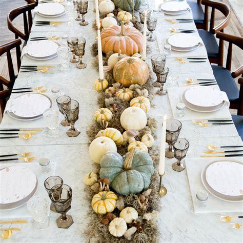ideas   modern thanksgiving table martha stewart
