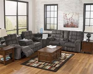 reclining sectional sofa with right side loveseat cup With sectional sofa wedge table