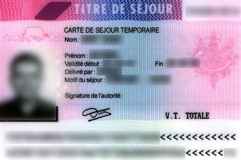 Renouvellement Titre De Sejour Parent D Un Français by Le Titre De S 233 Jour Pluriannuel Adopt 233 Par L Assembl 233 E
