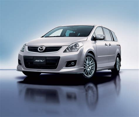 2006 Mazda Mpv Review