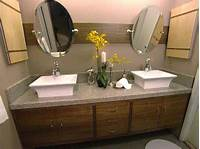 how to build a vanity How to Build a Master Bathroom Vanity   HGTV