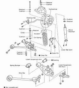 repair guides front suspension lower control arms With 2004 toyota tacoma front wheel bearing diagram