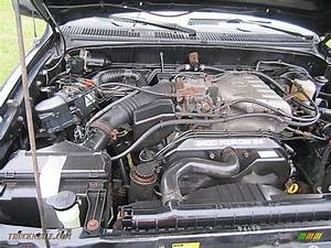 2002 Toyota Tacoma V6 Trd Xtracab 4x4 In Black Sand Pearl Photo  18