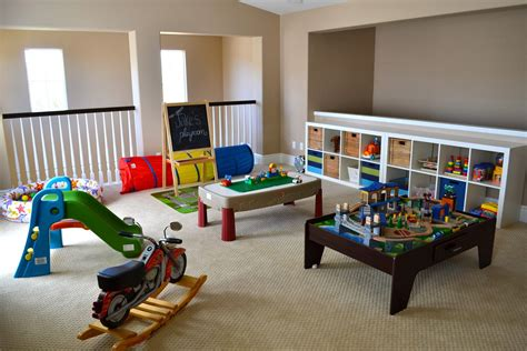 Home 2 Decor : Kid Friendly Playroom Storage Ideas You Could Implement