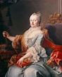 Archduchess Maria Theresa of Austria, Holy Roman Empress ...