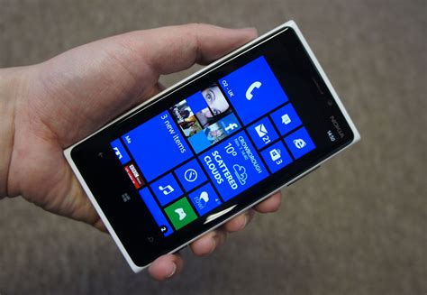 nokia lumia 920 hardware review all about windows phone