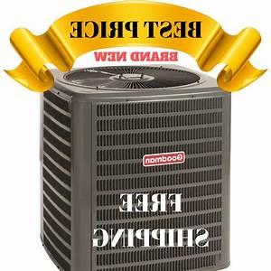 2 Ton Air Conditioner Condenser Goodman 13 Seer