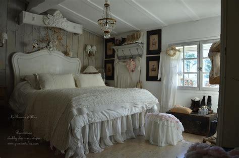chambre chic le grenier d 39 shabby chic et romantique decor