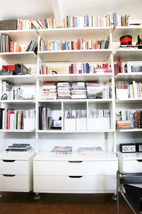 ikea bookshelves hack ikea office offices and closet system