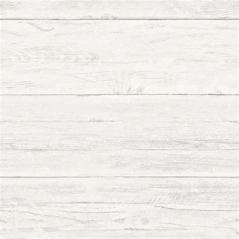 Shiplap Wallpaper by Nuwallpaper White Shiplap Peel And Stick Wallpaper