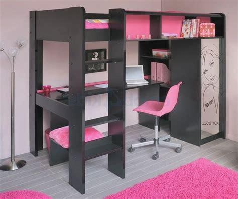 lit mezzanine bureau fille charmant lit combine bureau fille 2 lit mezzanine fille