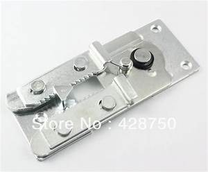 Sectional sofa couch connector snap style in cabinet for Sectional sofa joining hardware