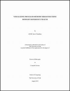 research topic proposal template