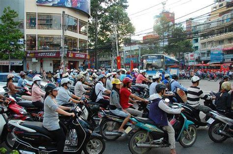 Ho Chi Minh City, Vietnam Business Trip