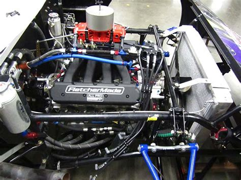 fletcher made s no holds barred ls super late race engine