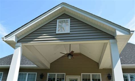 ceiling fans for sunrooms cornelius covered porch contractor outdoor living
