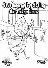 Electricity Energy Save Safe Water Fridge Stay Power Around Door Fun Gilbert Zone sketch template