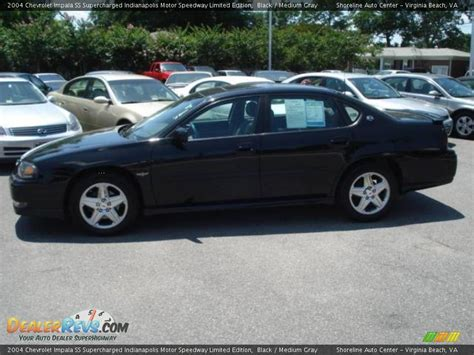 2004 Chevrolet Impala Ss Supercharged by 2004 Chevrolet Impala Ss Supercharged Indianapolis Motor