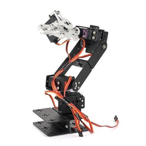 sainsmart  axis control palletizing robot arm model diy