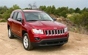 2013 Jeep Compass Reviews And Rating