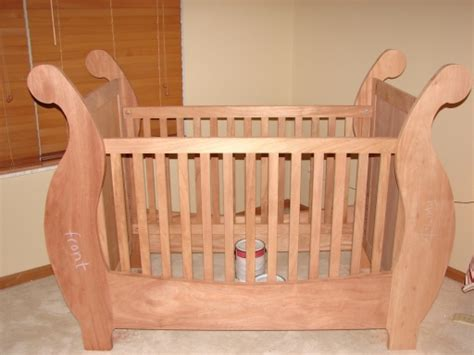 wooden baby cradle plans plans   zanypel