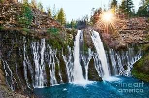 colorado springs photographers sunburst falls burney falls is one of the most beautiful