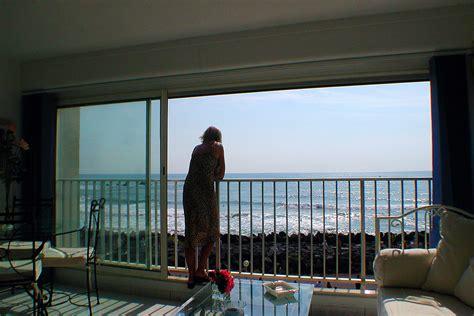 holiday apartment  sea views  rent  cap dagde languedoc region