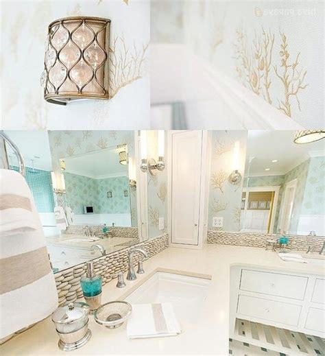ocean theme bathroom photos