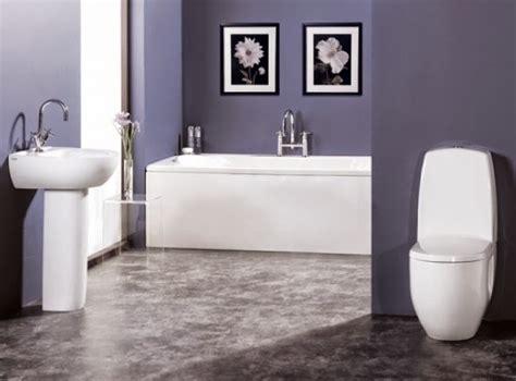 Wall Paint Ideas For Bathrooms