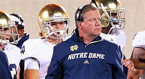Brian Kelly NFL Speculation Inevitable for Notre Dame ...