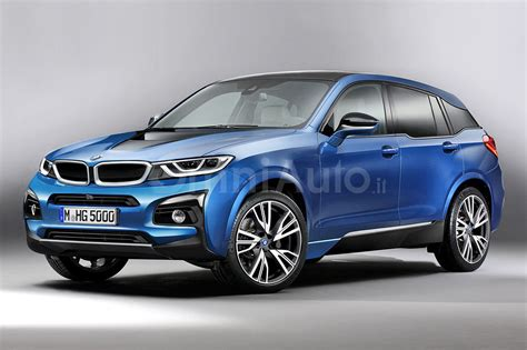 Next i Division product could be BMW i5 SUV