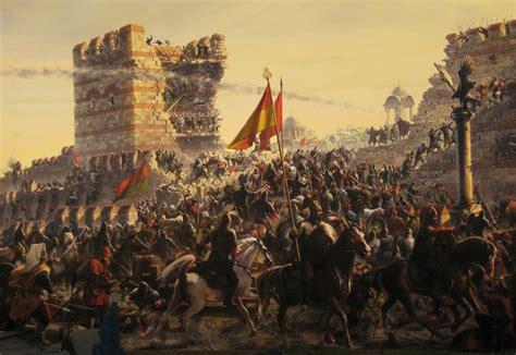 siege de constantinople 29 mai 1453 chute de constantinople tueries viols et