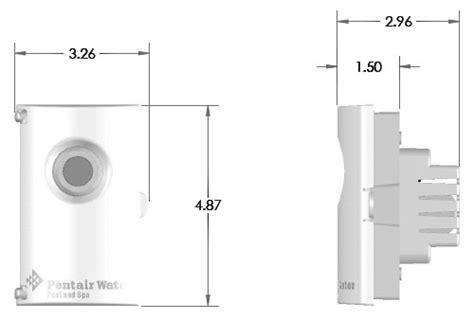 pentair pool light controller intellibrite controller pool and spa lighting pentair