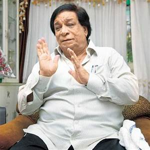 Kader Khan to return with son and grandson; produces a ...