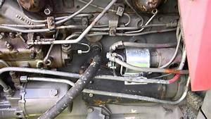 Perkins Diesel Fuel System Diagram