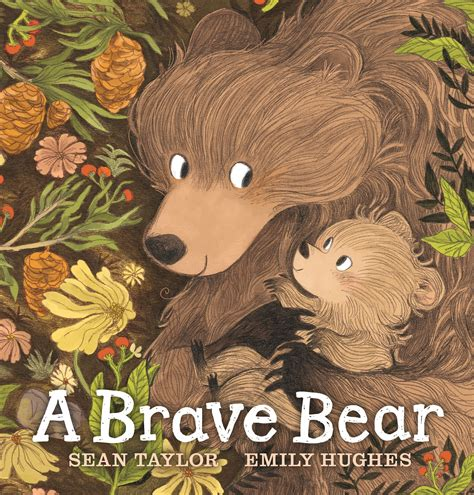 Picture Book Party: Book of the Month: A Brave Bear