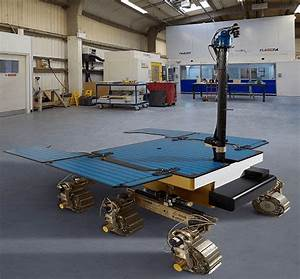Ogle Models & Prototypes to Help Build Mars Rover