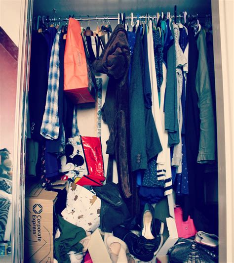 the edge of cleaning out my closet guest post by