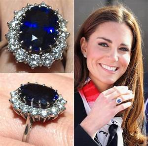 Kate Middleton Engagement Ring Replica And Cost Within ...