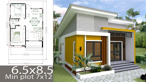 small home design plan xm   bedrooms youtube