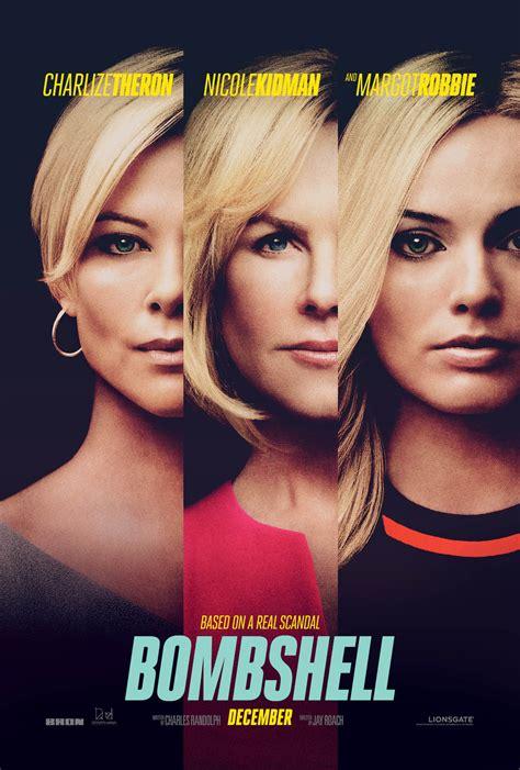 bombshell  trailer poster release date plot cast