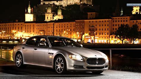 Maserati Quattroporte Wallpapers by Maserati Quattroporte 2009 Wallpaper 250711