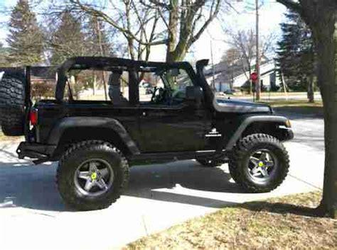 sell   aev jeep wrangler rubicon sport utility