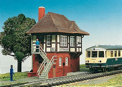 39486 And Jillybeans Coupon by Kibri Country Signal Box Ho Scale 39486