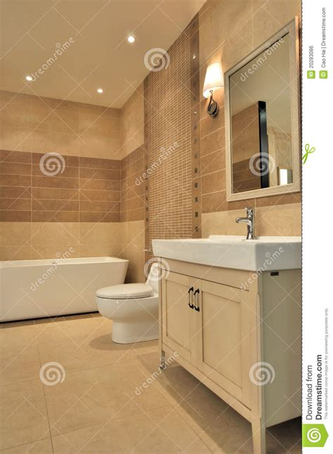 washroom interior stock photo image  mirror water