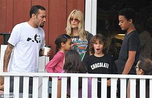Laura Dern and Ben Harper put their differences aside to ...