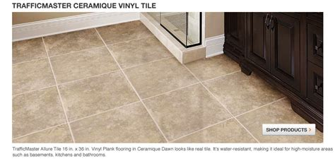 flooring at home depot linoleum june 2015