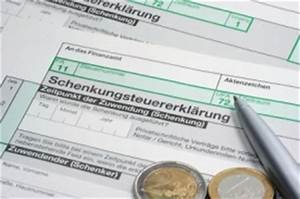 Schenkung Steuerfrei Freibetrag : schenkungssteuer durch l schen des wohnrechts hausbau ~ Frokenaadalensverden.com Haus und Dekorationen